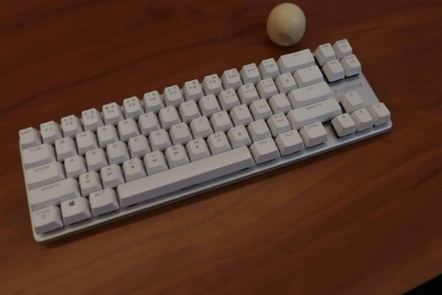 Qisan Magicforce 68 65% mechanical keyboard