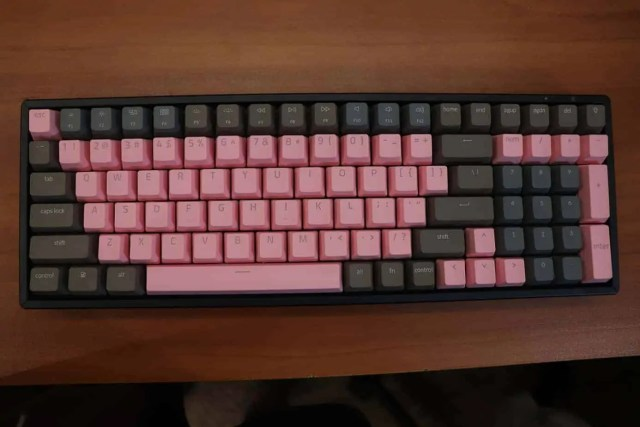 1800 Compact size mechanical keyboard
