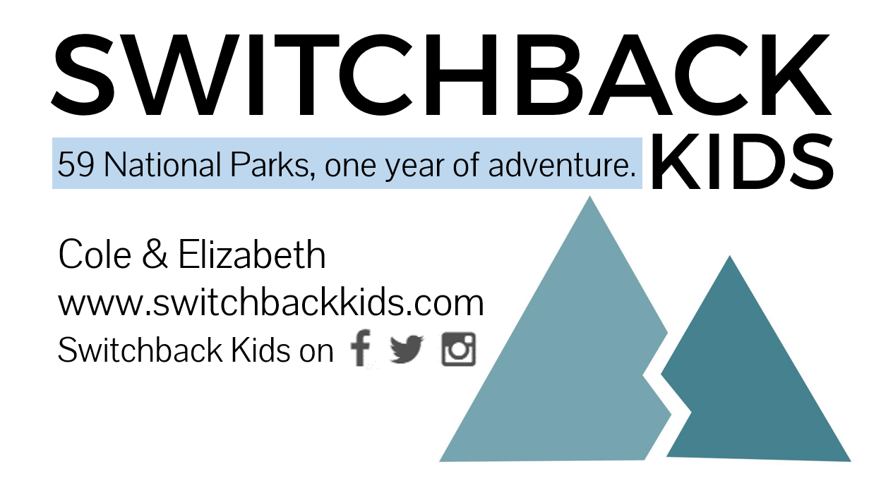 WHAT THE HECK IS A SWITCHBACK KID?