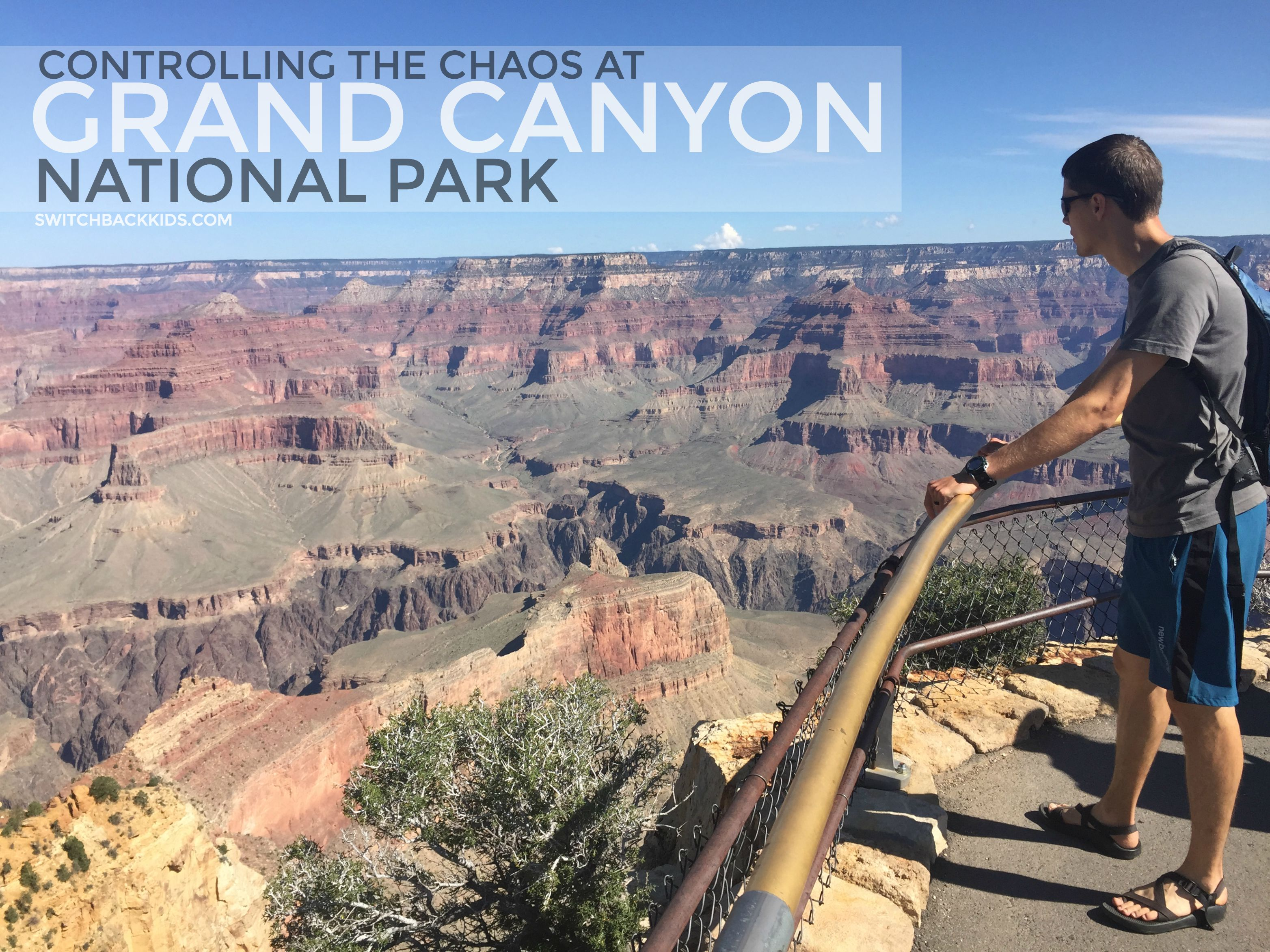 VIDEO: Grand Canyon National Park