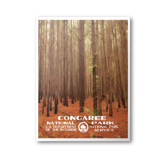 Congaree National Park video