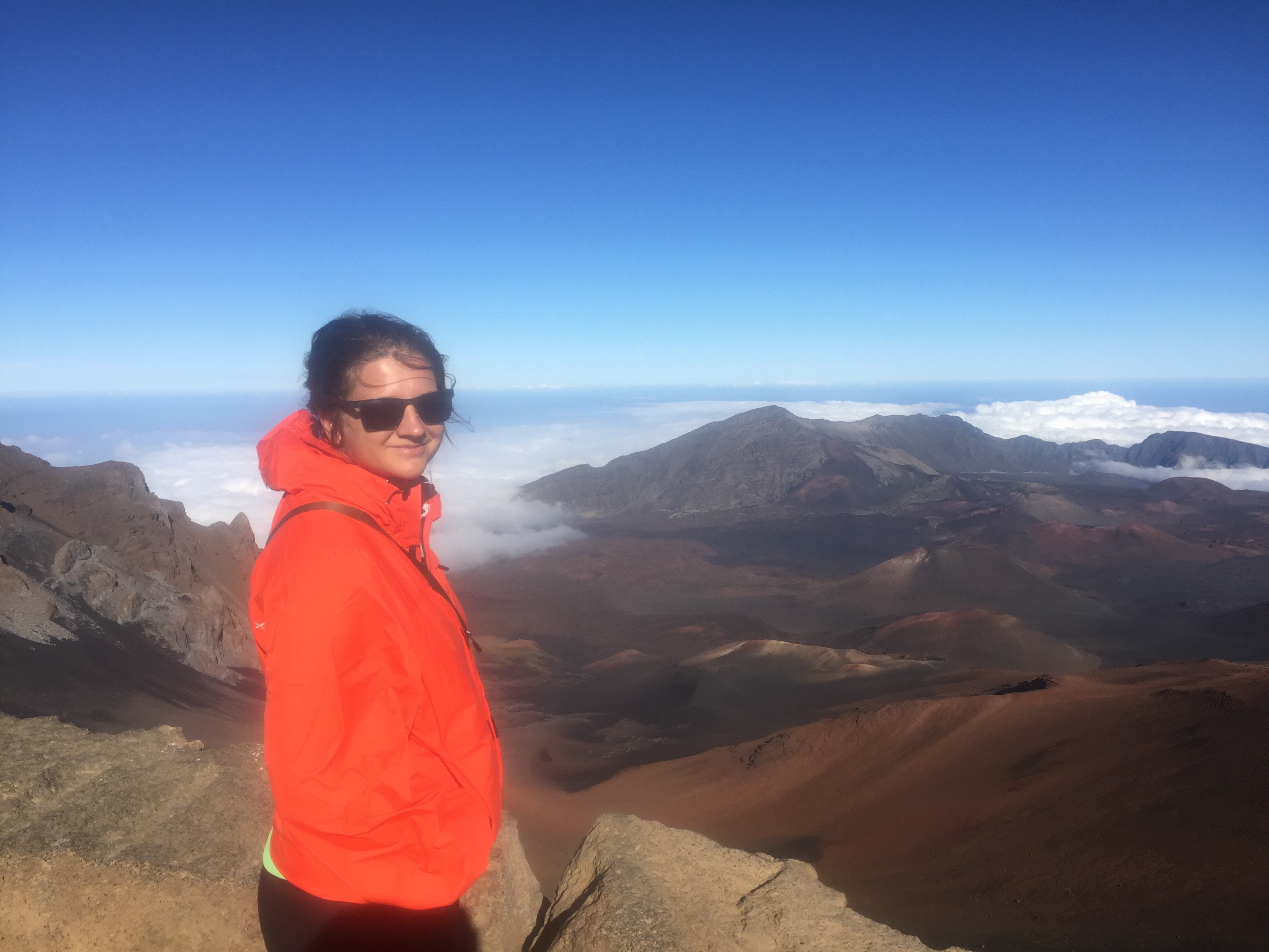 VIDEO: The Volcanic Crater of Haleakala National Park