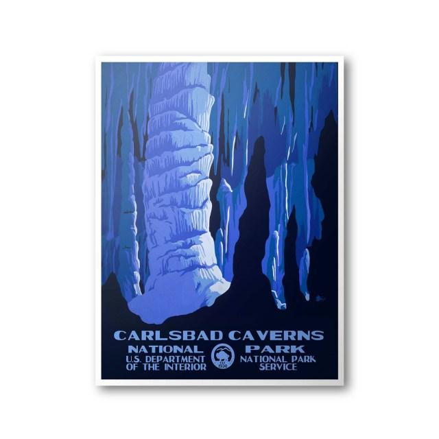 carlsbad caverns video