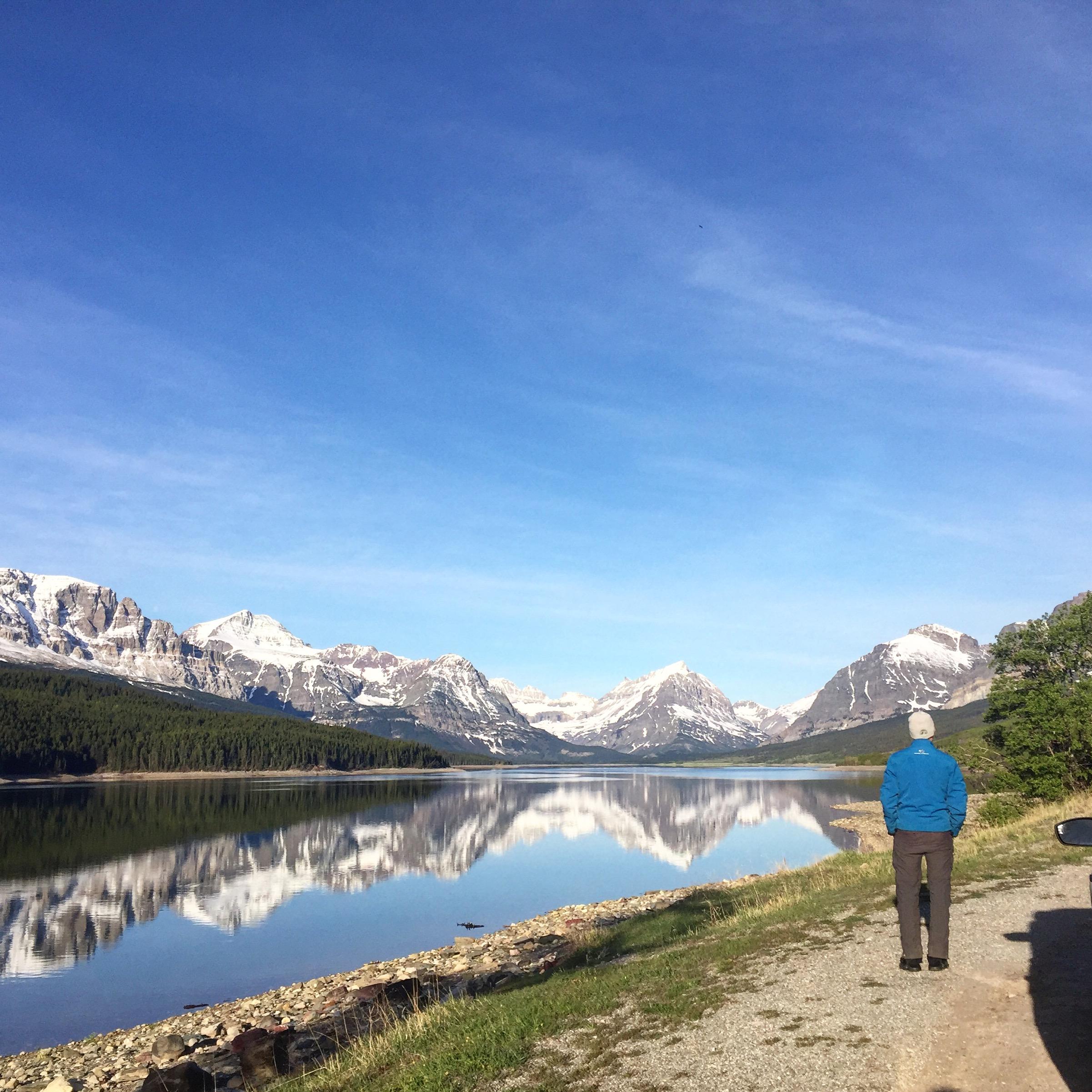 Glacier National Park Video: Ice, Ice, Baby
