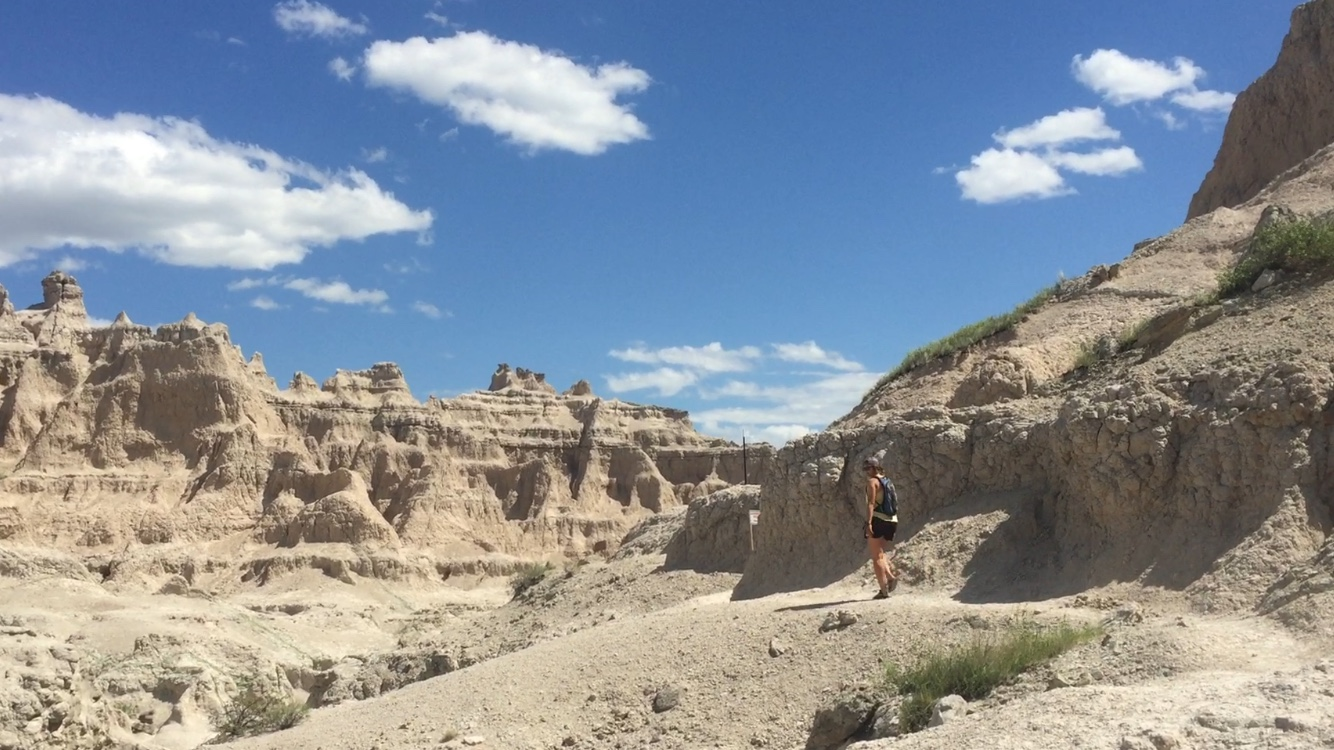 The NPS's Cutest Couples, Featuring Badlands & Wind Cave