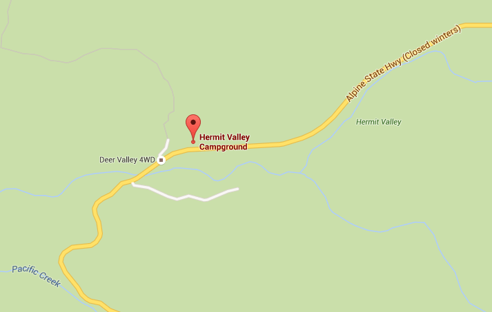 5 Secret Free Campsites in Southern Sierra Nevadas