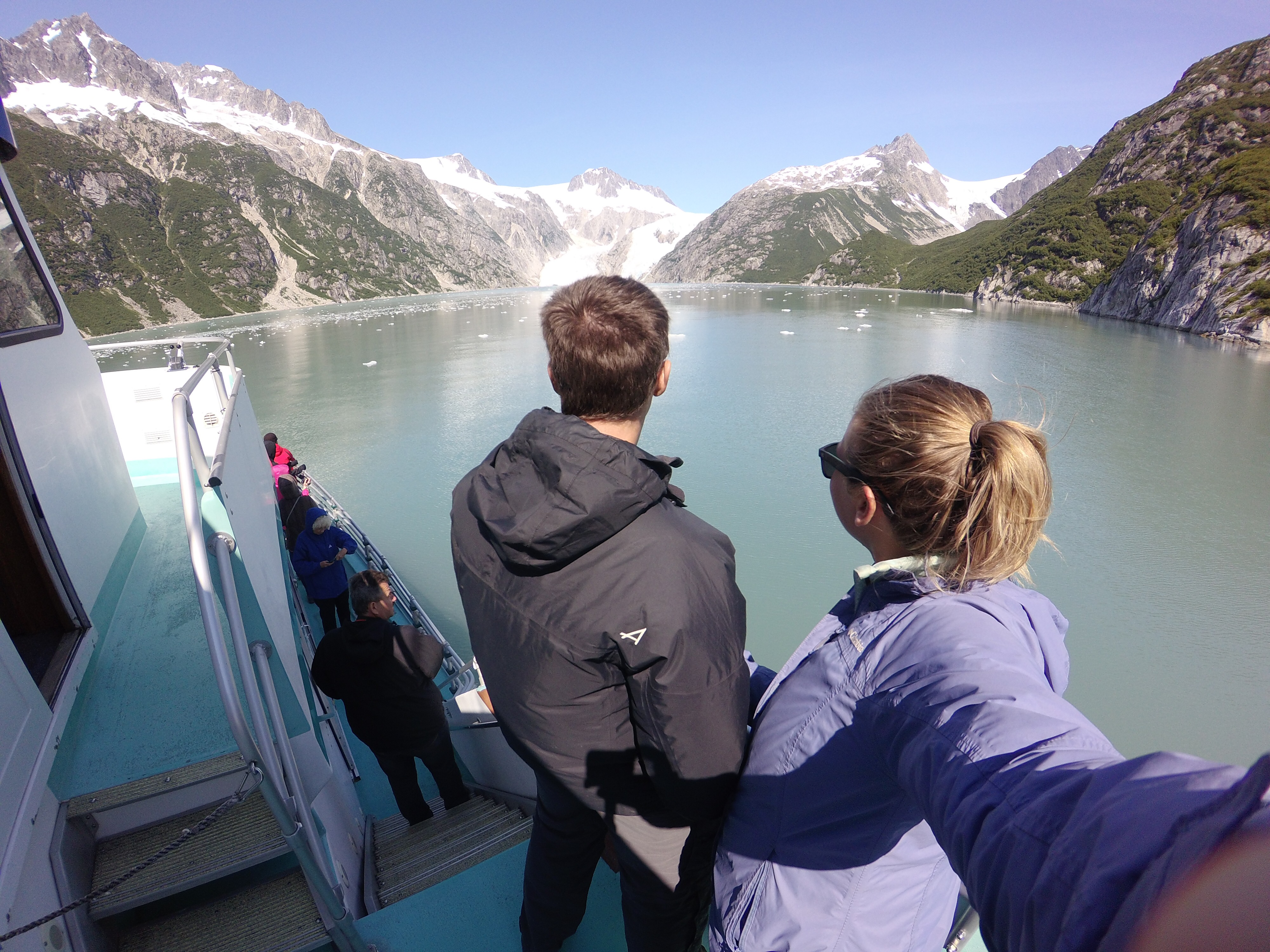 Orcas, Calving Glaciers, and Icefields: Kenai Fjords National Park Video