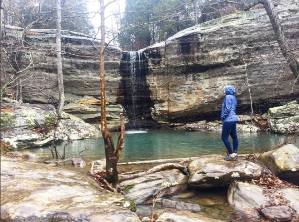 St. Louis Getaway Weekend in Shawnee National Forest