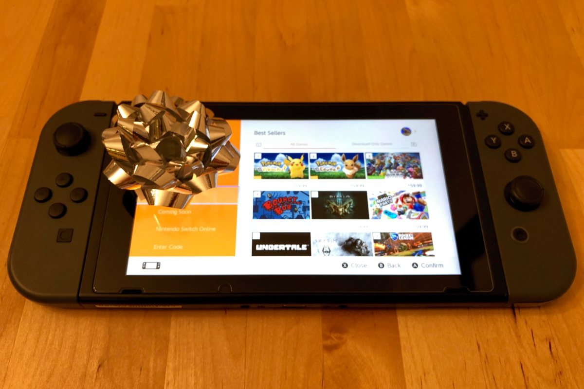 Nintendo Switch Gift