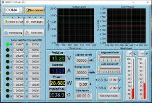 Power meter readings - 13-inch MacBook Pro