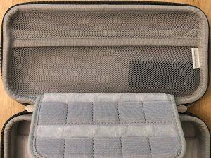Xcentz xWingMan Dual 5000 in Switch carrying case