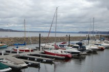 Lake City, Minnesota, harbor of Lake Pepin