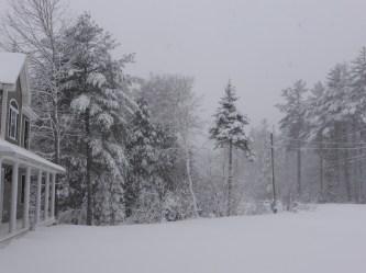 A long winter