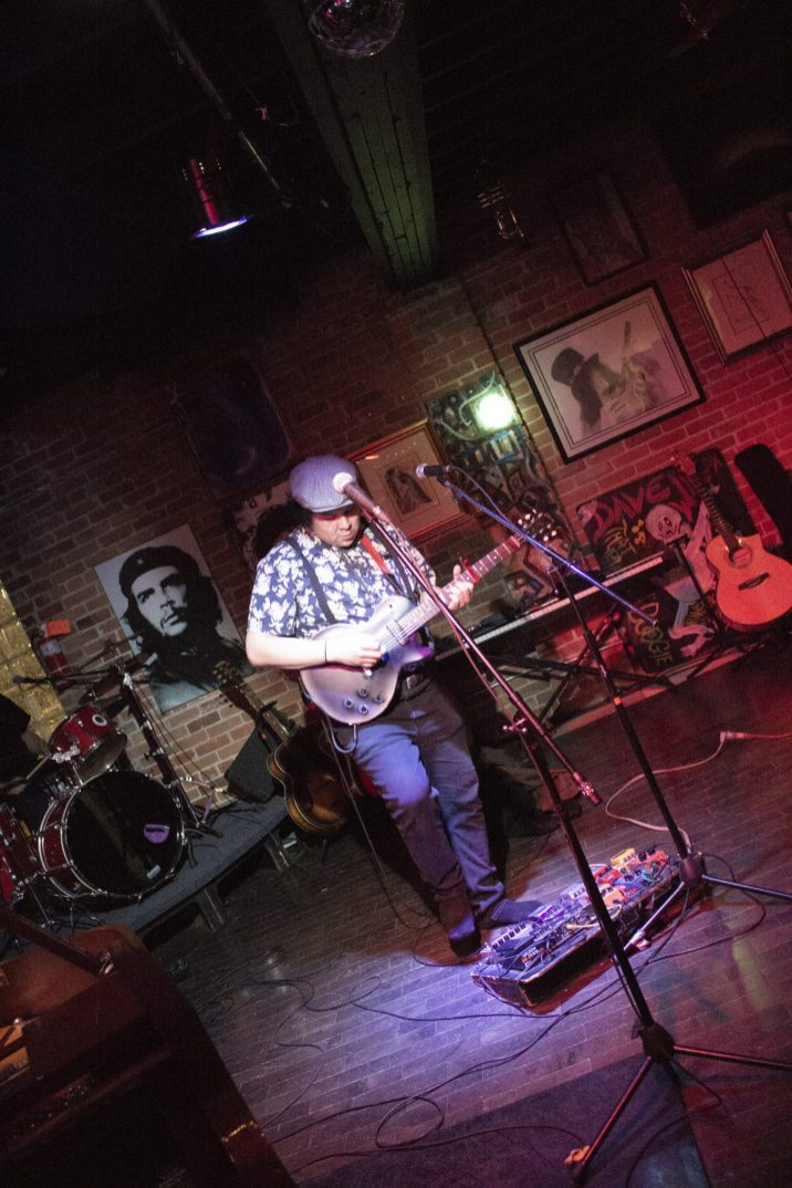 Switching Styles | Music | Online Publication | Dylanna Fisher | Edmonton | Naked | Local | Live Music