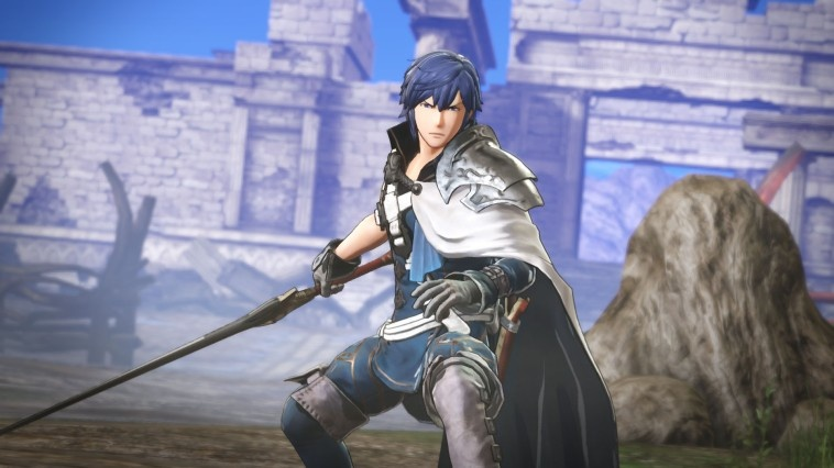 marth from fire emblem warriors
