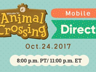 animal crossing mobile direct info
