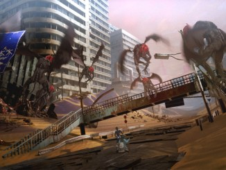 demons hovering above the player in shin megami tensei 5