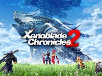xenoblade chronicles 2 logo art