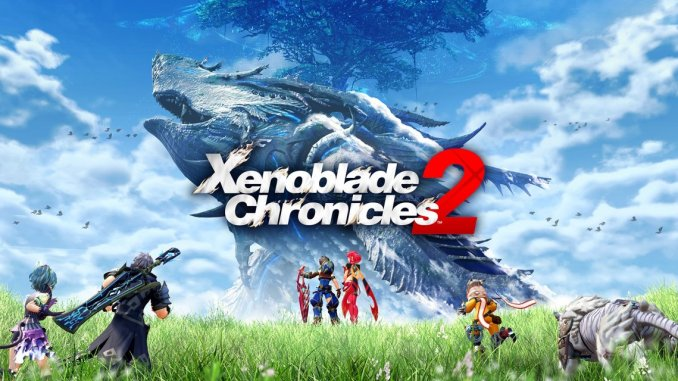 xenoblade chronicles 2 logo art