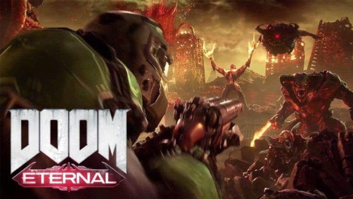『DOOM Eternal』がNintendoSwitchでも発売決定!移植はPanic Buttonが ...