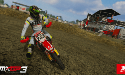 MXGP 3: The Official Motocross Videogame will release on November 21st