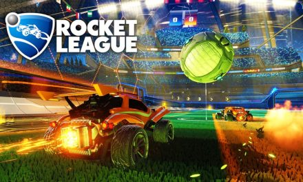 ROCKET LEAGUE LAUNCHING ON NINTENDO SWITCH NOVEMBER 14