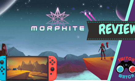 Morphite Nintendo Switch Review