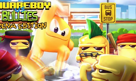 Squareboy vs Bullies Nintendo Switch review