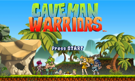 Caveman Warriors Coming To Nintendo Switch On December 5th