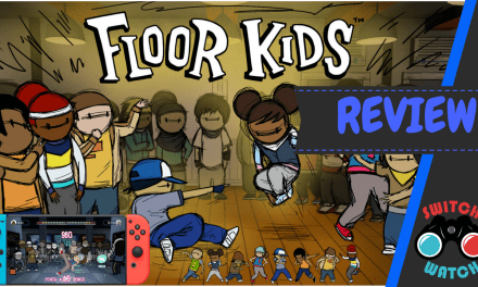 Floor Kids Nintendo Switch Review-Breakdancing to the top
