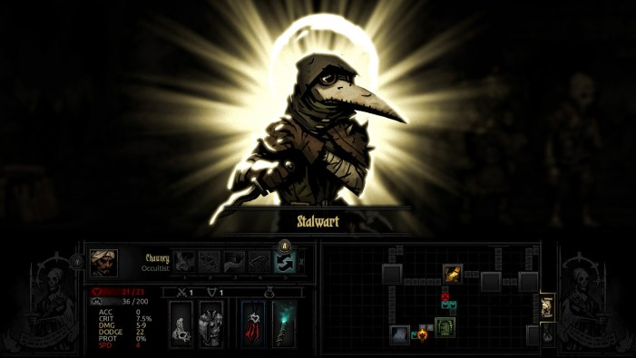 Becoming Stalwart in Darkest Dungeon