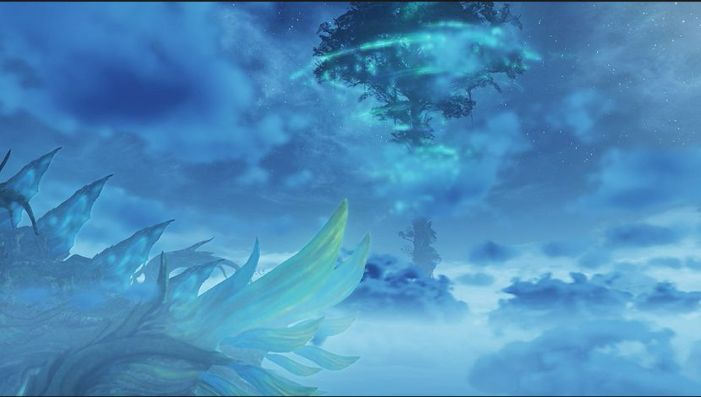 The World Tree in Xenoblade Chronicles 2