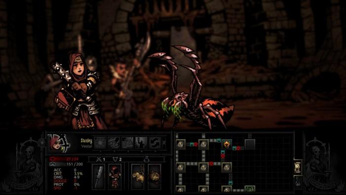 Camera Zoom effect in Darkest Dungeon