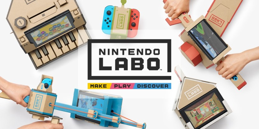 First thoughts on Nintendo Labo