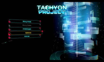 Tachyon Project Nintendo Switch Review