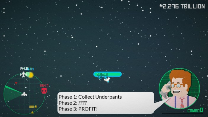 Vostok Inc. South Park Underpants Gnomes reference