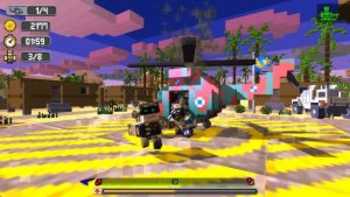 Dustoff Heli Rescue II characters