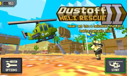 Dustoff Heli Rescue II Nintendo Switch Review
