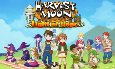 Harvest Moon Light Of Hope Gets A Limited Edition For Nintendo Switch