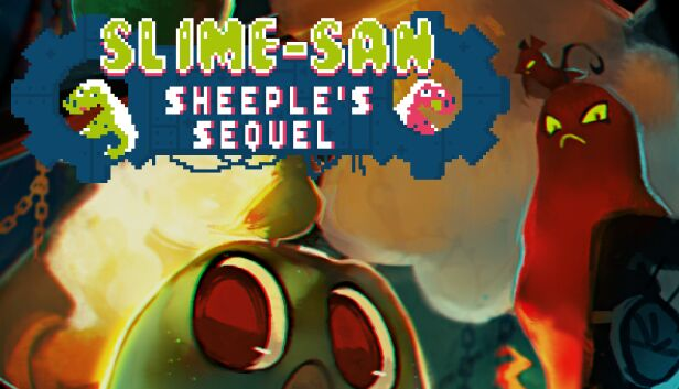 Slime-San gets major DLC –  Sheeple's sequel!