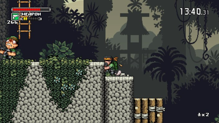 Mercenary Kings Exploding Head