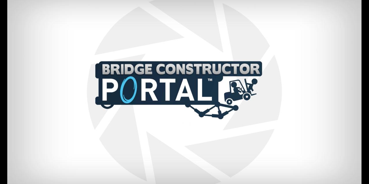 Bridge Constructor Portal Nintendo Switch Review