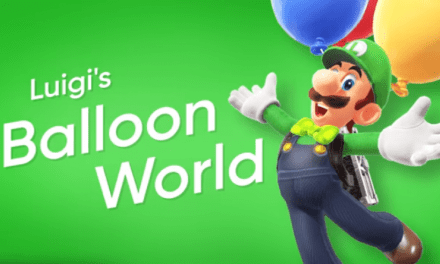 Super Mario Odyssey Update Luigi's Balloon World brings new costumes and filters along