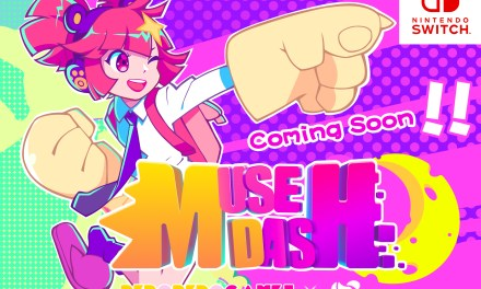 X.D. Network Announce New Switch Game – Muse Dash