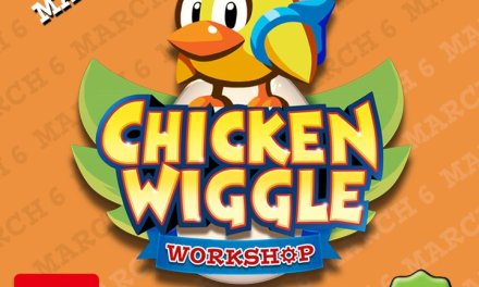 Kickstarter date set for Chicken Wiggle Workshop