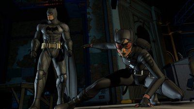 13) Batman The Telltale Series