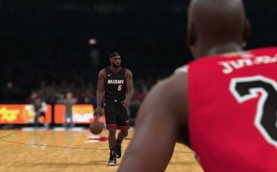 8) NBA 2K18