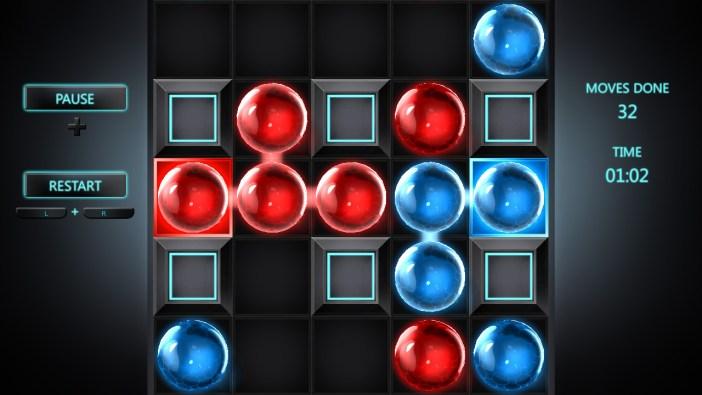 Grid Mania Chain Reaction Mode