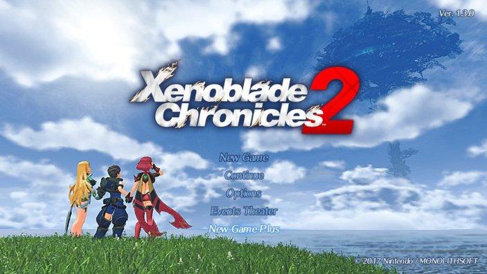 Xenoblade Chronicles 2 New Game+