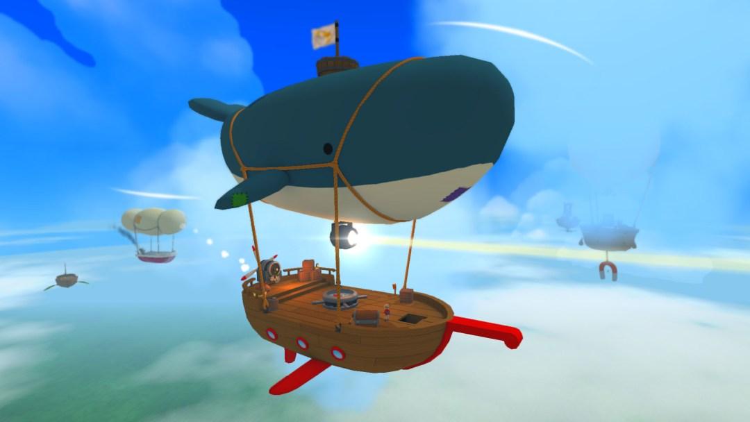 Poi Airship